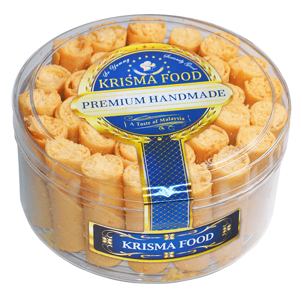 Coconut Cheese Egg Roll