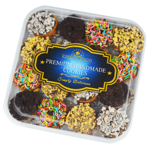 Mini Donut Beauty Cookies Krisma Food
