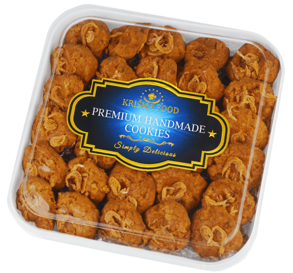 Sambal Chili Cookies Krisma FoodSambal Chili Cookies Krisma Food