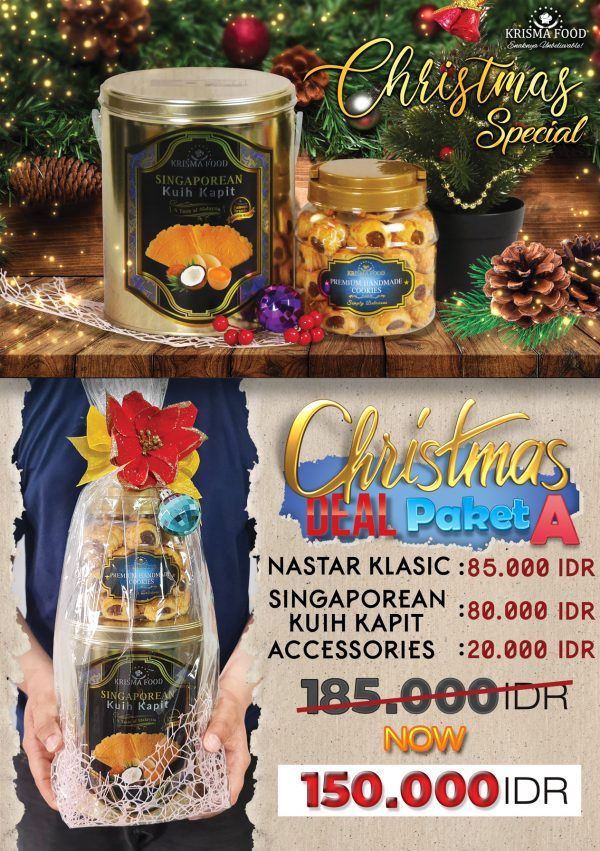 Christmas Deal - Paket A
